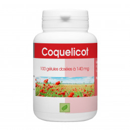 Coquelicot - 140 mg -100 gélules