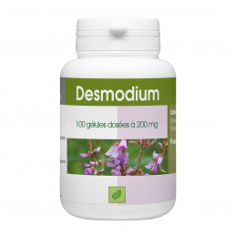 Desmodium - 200 mg - 100 gélules