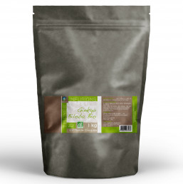 Ginkgo Biloba Bio- Plante coupée 1 kg