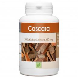 Cascara 200 gélules dosées à 250 mg