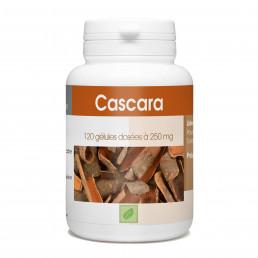 Cascara 120 gélules dosées à 250 mg