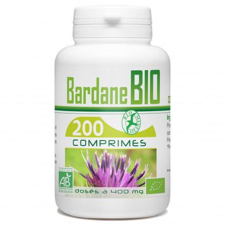 200 Comprimes Bardane Bio 400 mg