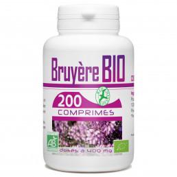 200 Comprimes Bruyère Bio 400 mg