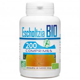 200 Comprimes Escholtzia Bio 400 mg