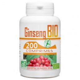 200 Comprimes Ginseng Bio 400 mg