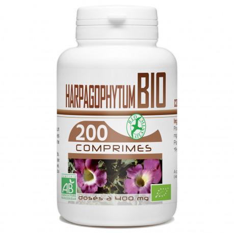 200 Comprimes Harpagophytum Bio 400 mg