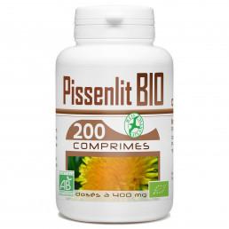 200 Comprimes Pissenlit Bio 400 mg