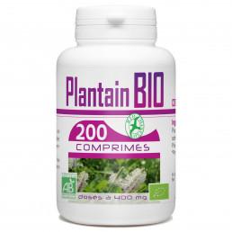 Plantain Bio - 400 mg - 200 comprimés
