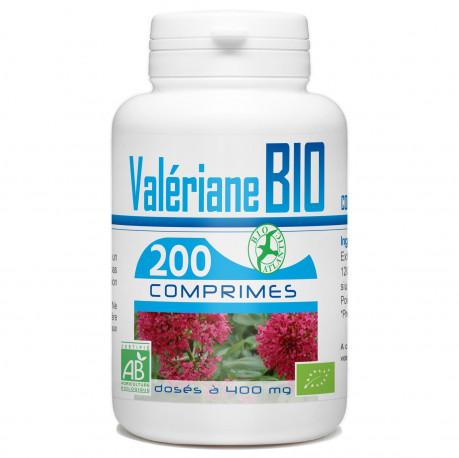 200 Comprimes Valériane Bio 400 mg
