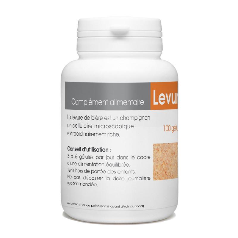 100 g lules de levure de bi re revivifiable 320mg - Combien de graines de nigelle par jour ...