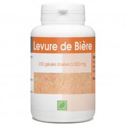 Levure de Bière Revivifiable - 320 mg - 200 gélules