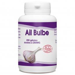 Ail Bulbe Bio - 280mg - 200 gélules