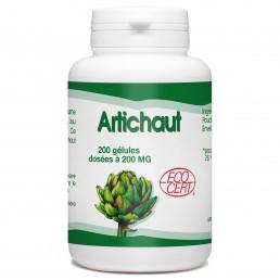 Artichaut Bio - 200 gélules à 200 mg