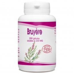 Bruyère Bio - 200 gélules à 230 mg