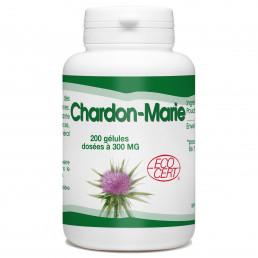 Chardon Marie Bio 300mg - 200 gélules