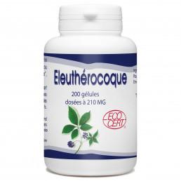 Eleuthérocoque Bio - 210 mg- 200 gélules