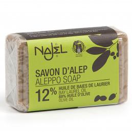 Savon d'Alep Olive & Laurier - 100g
