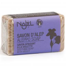 Savon d'Alep Violette - 100g