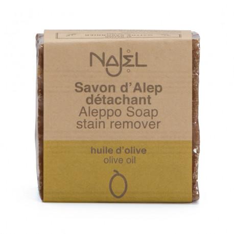 Savon d'Alep Olive Détachant - 200g