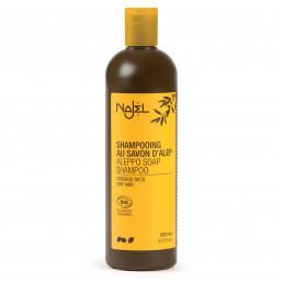 Shampoing au savon d'Alep Bio - 500ml - Cheveux Secs