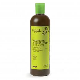 Shampoing au savon d'Alep Bio - 500ml - Cheveux Normaux