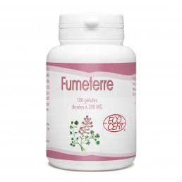 Fumeterre Bio - 200 mg - 100 gélules