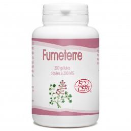 Fumeterre Bio - 200 mg - 200 gélules