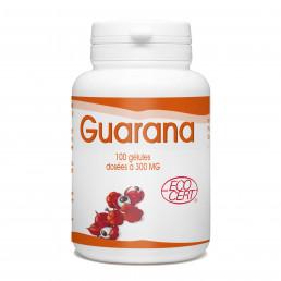 Guarana Ecocert - 300mg - 100 gélules