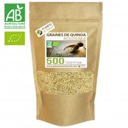 Quinoa Bio Blanc - 500 gr