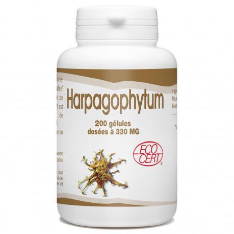 Harpagophytum Bio 330 mg - 200 gélules