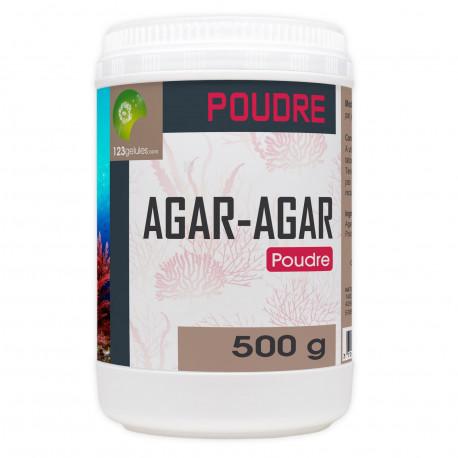 Agar Agar - 500 gr de poudre