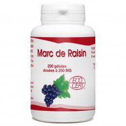 Marc de Raisin - 200 gélules classiques