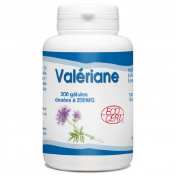 Valériane Bio - 250mg - 200 gélules