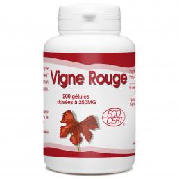 Vigne Rouge bio- 200 gélules à 250 mg