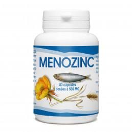 Menozinc - 560mg - 80 capsules
