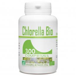 Chlorella bio -500 mg - 300 comprimés