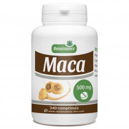 Maca - 500 mg - 340 comprimés