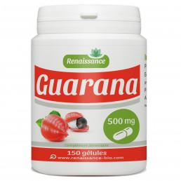 GUARANA 150 gélules dosées à 500 mg