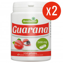 Guarana 500 mg - 300 gélules