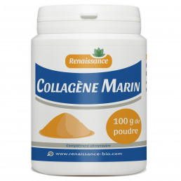 Hydrolisat de collagène marin 100 grammes