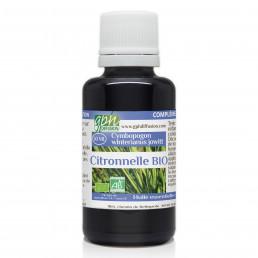 Huile Essentielle de Citronnelle Bio 30ml