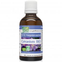Huile Essentielle de Geranium Rosat Bio 50ml
