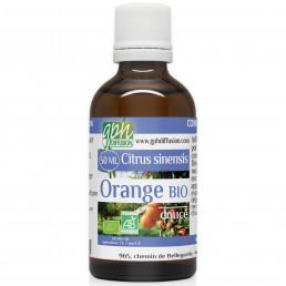 Huile Essentielle d'Orange Douce Bio 50ml