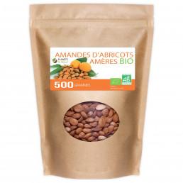 Amandes d'Abricots Amères Bio - 500g