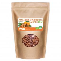 Amandes d'Abricots Amères Bio - 250G