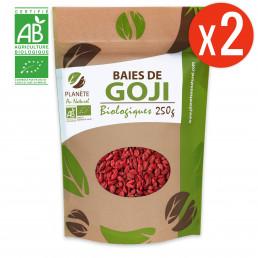 Goji du Tibet Biologique - 500gr