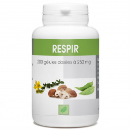 Respir - 200 gélules - 250 mg