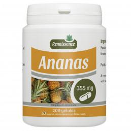 Ananas tige 600 mg 200 comprimés