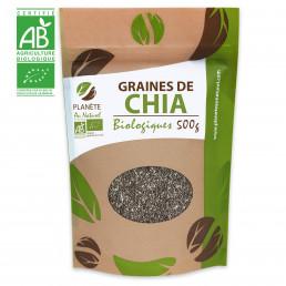 Graines de Chia 500 gr