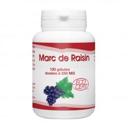 Marc de Raisin Bio - 250 mg - 100 gélules